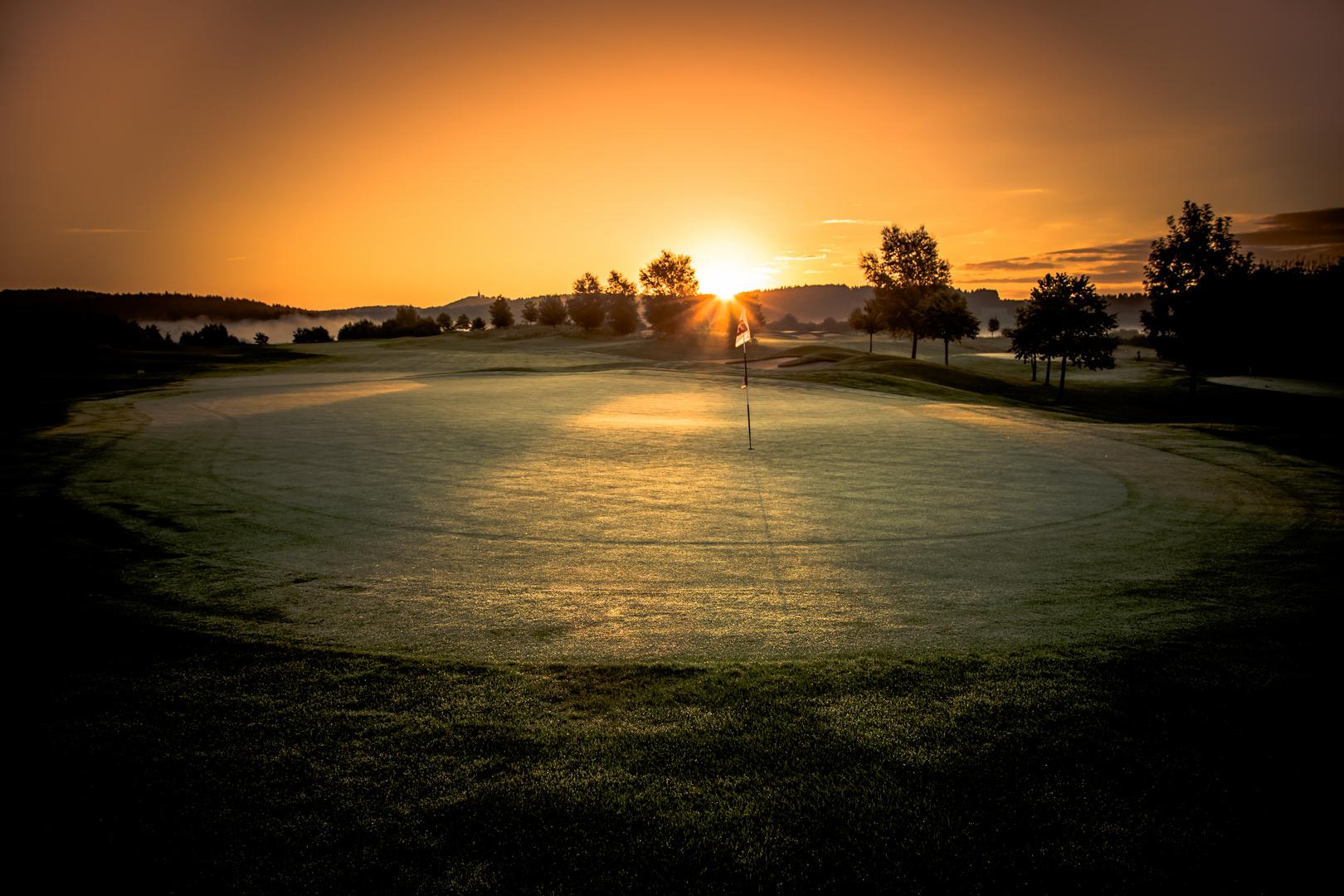 Golf Habsberg Golf die 13
