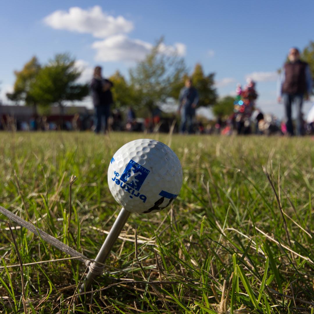 Golf mit Handicap