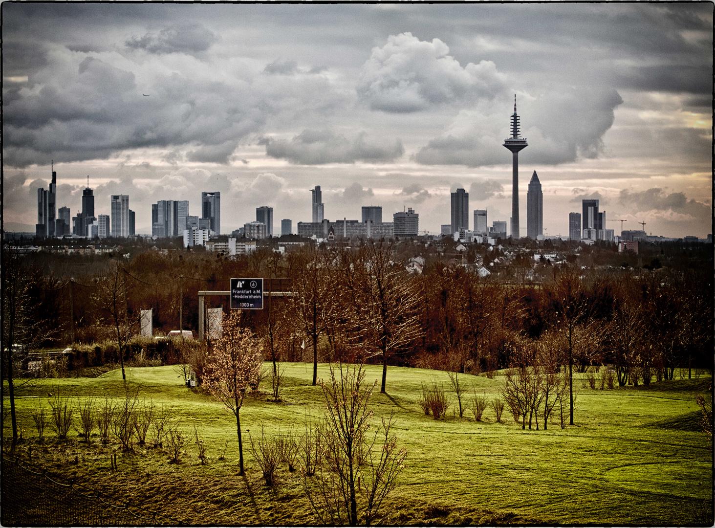 Golf von Frankfurt