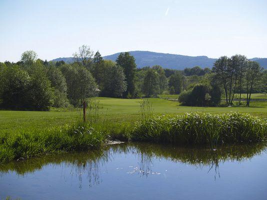 Golfclub St.Oswald - Green 5