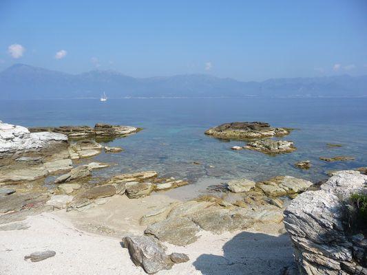 Golfe de Saint Florent - Corse - Avril 2010