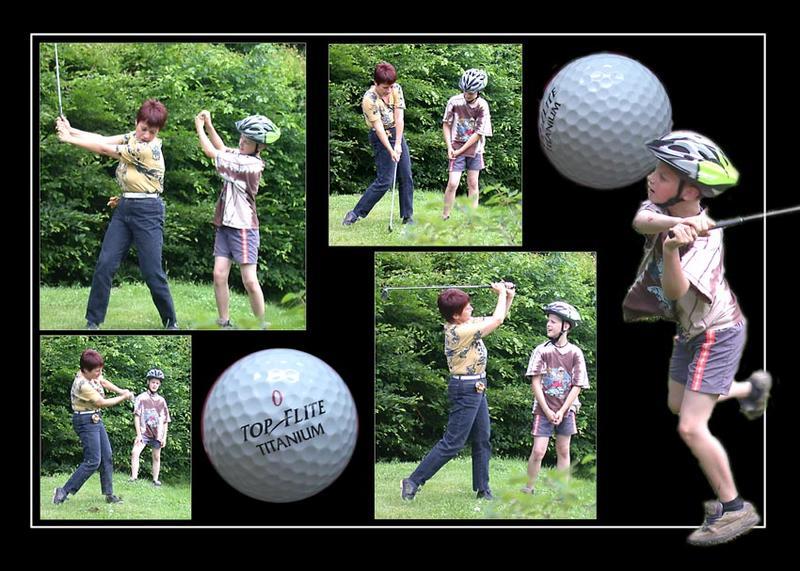 Golflehrling