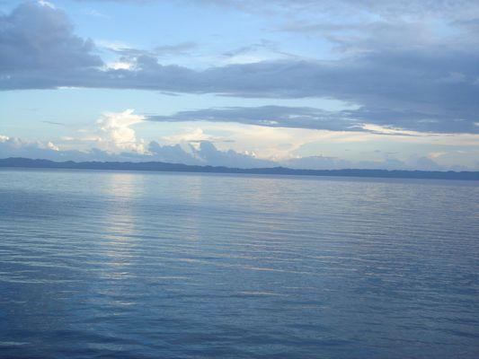 Golfo de Cariaco.