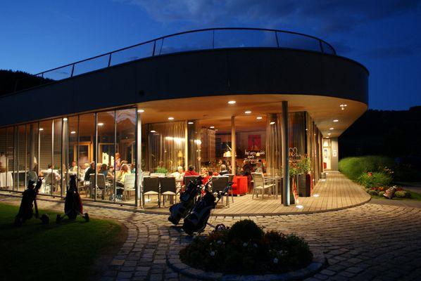 Golfplatz St. Oswald - Clubhaus