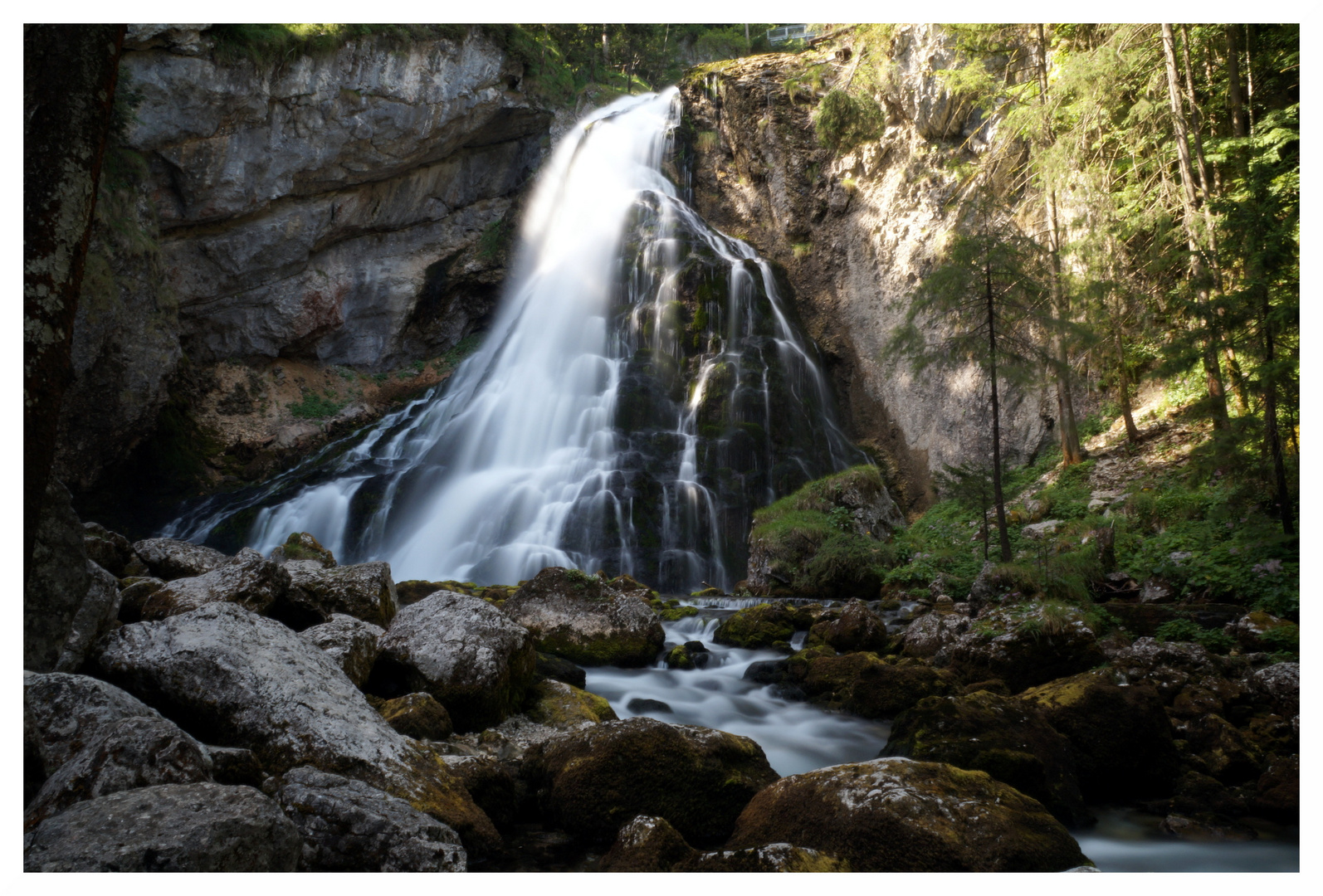 Gollinger Wasserfall 1