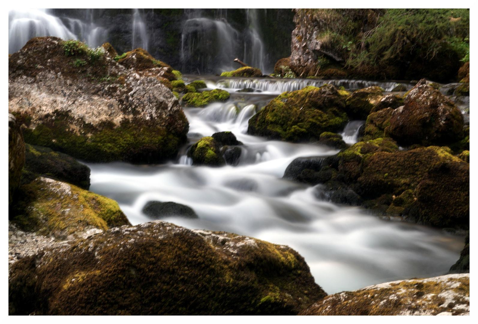 Gollinger Wasserfall 2