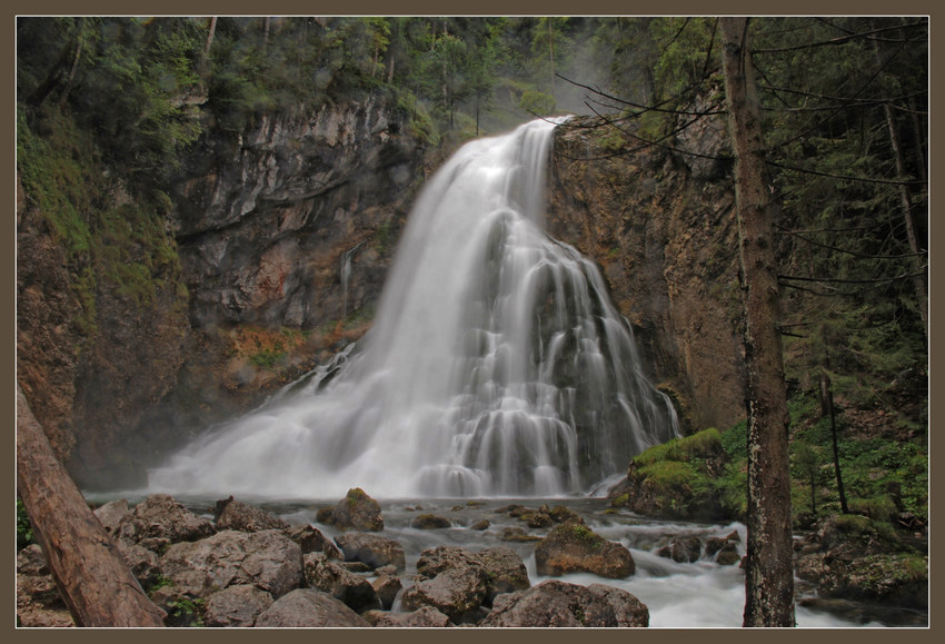 """ Gollinger Wasserfall.. 2 """