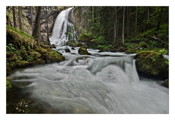 Gollinger Wasserfall 2010