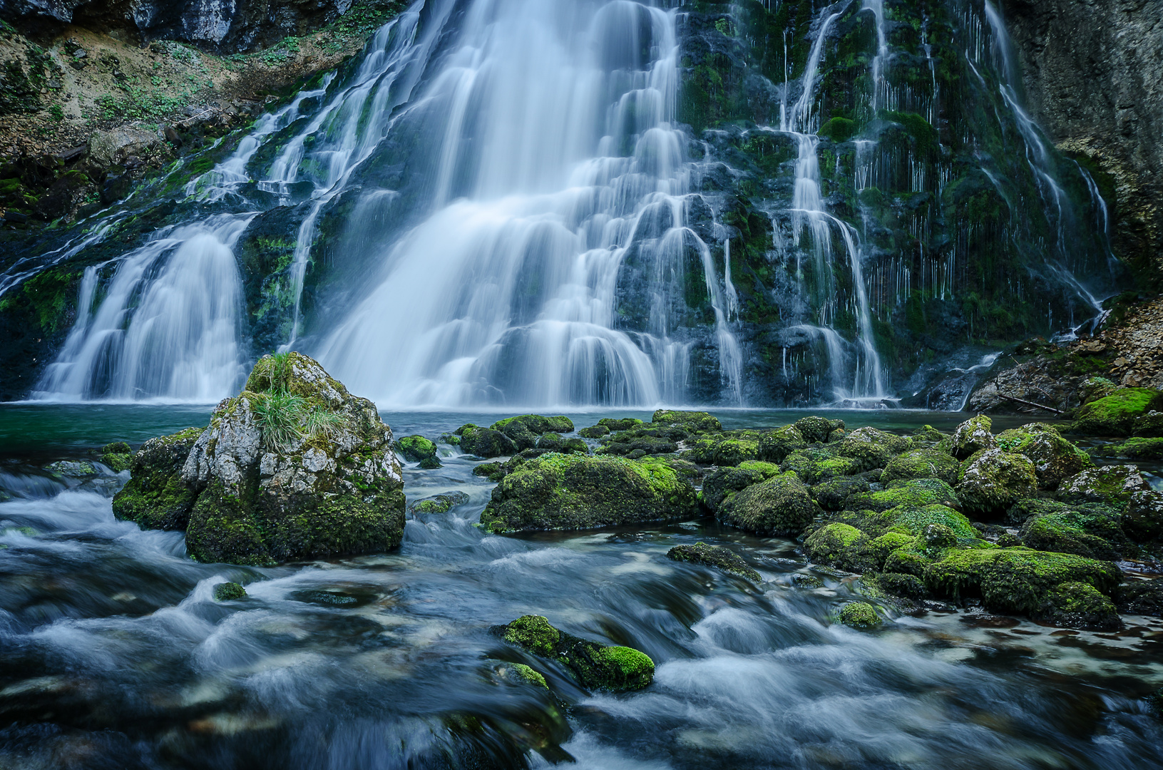 Gollinger Wasserfall 7