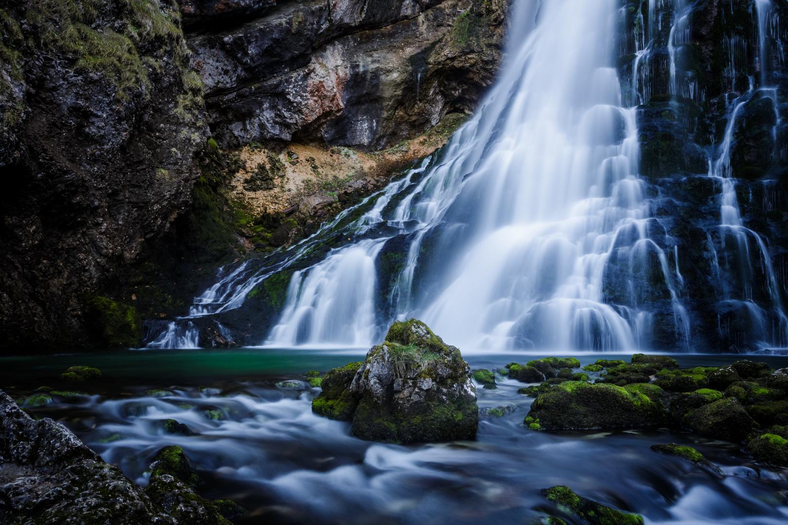 Gollinger Wasserfall2