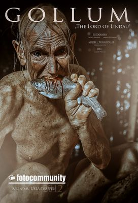 """ Gollum "" the next"