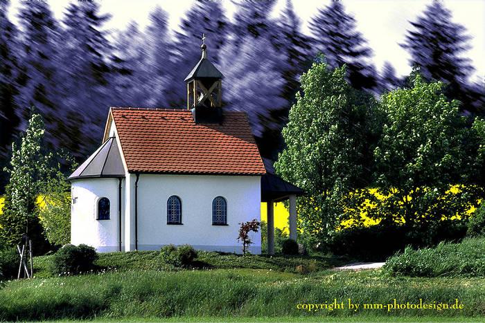 Gollwitzerkapelle in Floss /Oberpfalz