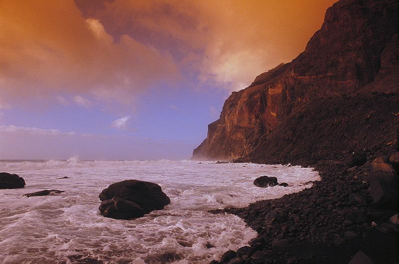Gomera -- Insel im Ozean...