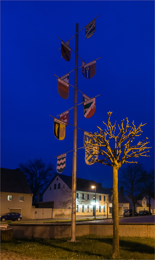 Gommeraner Wappenbaum