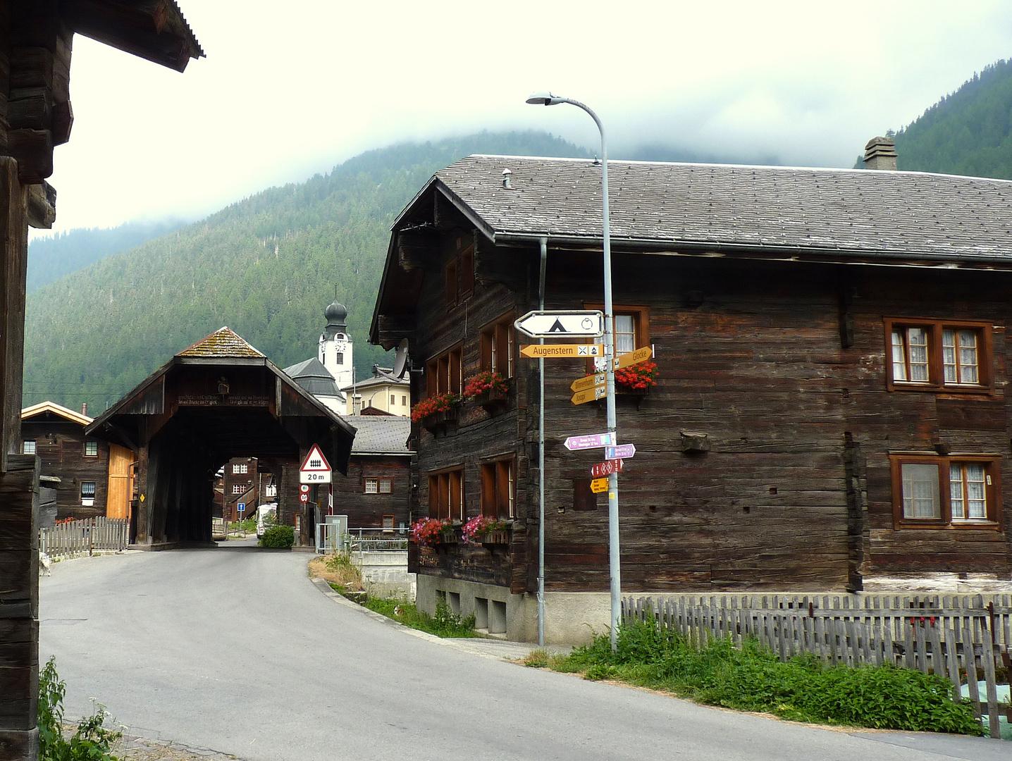 Gomsertal / Vallée de Goms / el valle de Goms...04