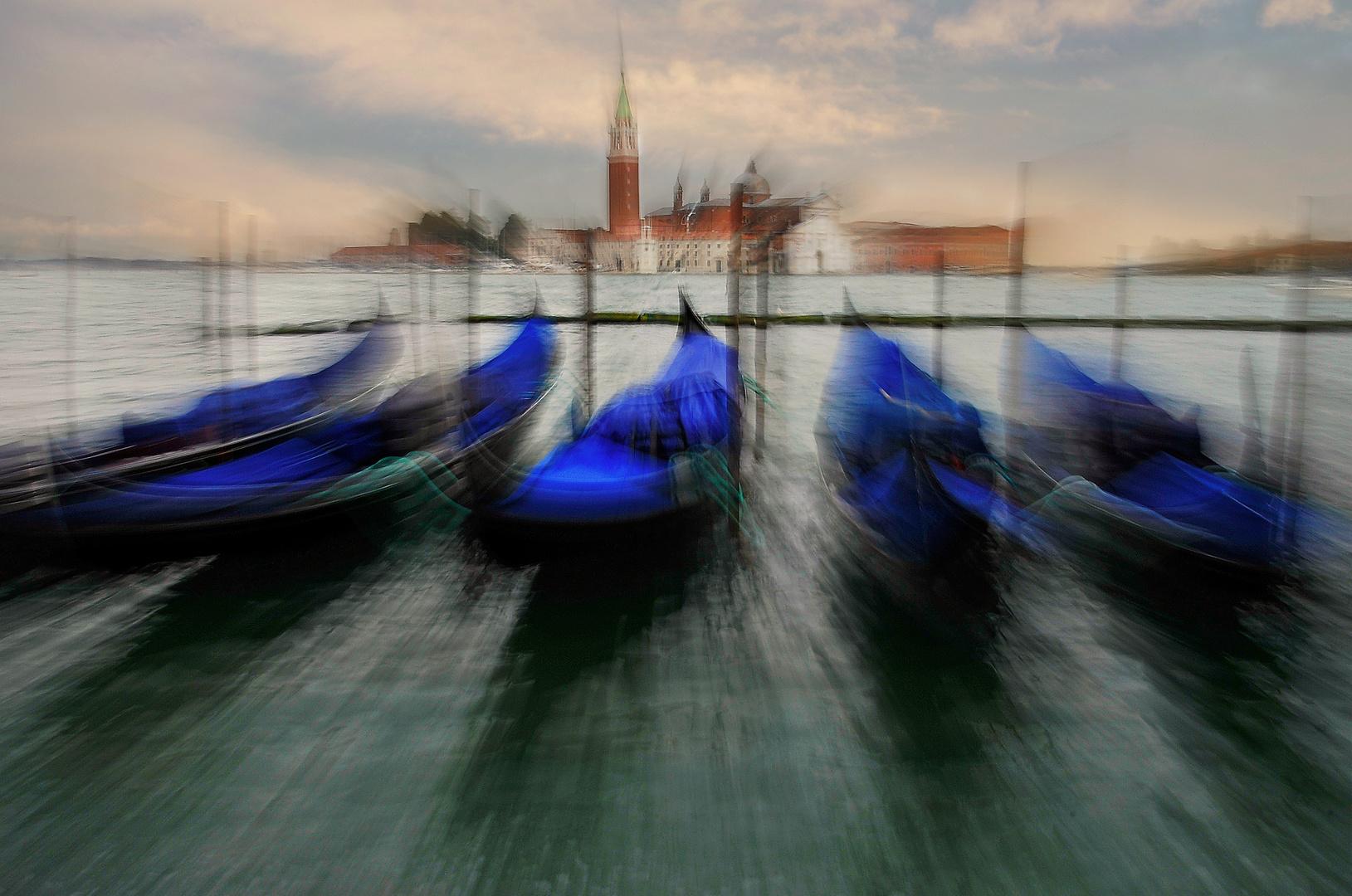 Gondola Parking Venedig