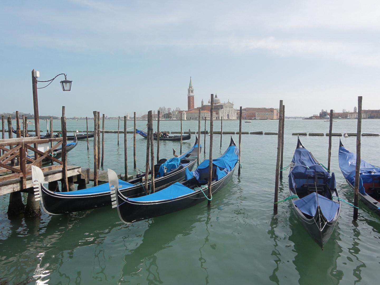 Gondole in Venedig