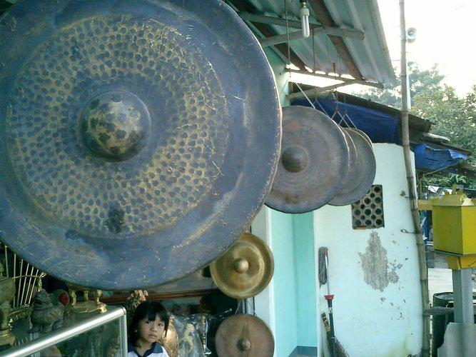 gong laden