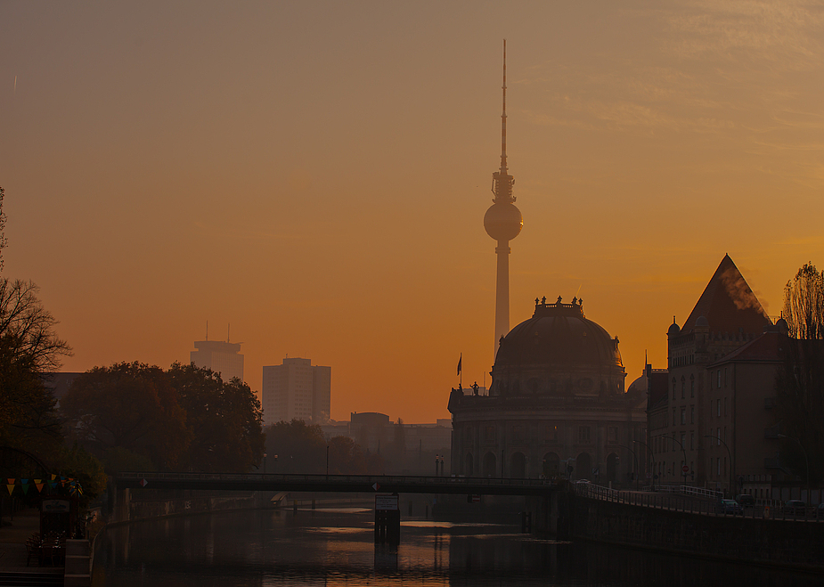 Good morning Berlin
