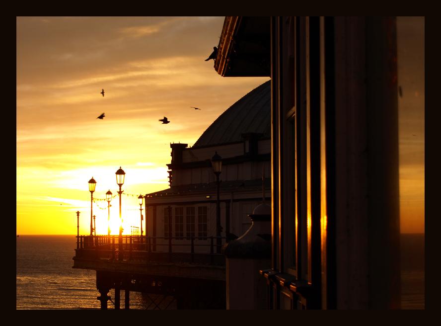 Good morning Eastbourne!