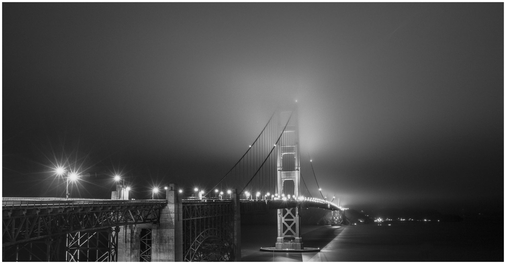 Good morning, Golden Gate Bridge!