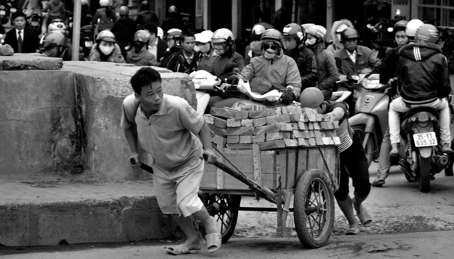 Good Morning Hanoi!