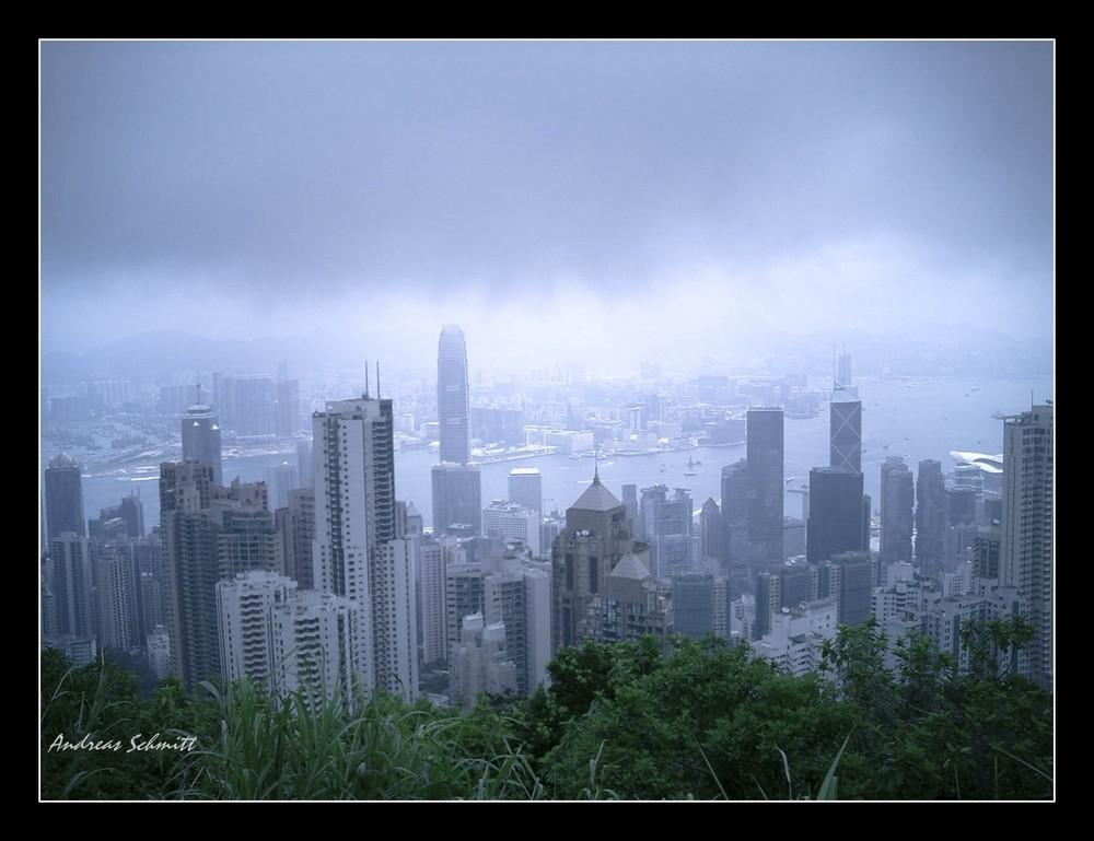 Good morning Hong Kong!