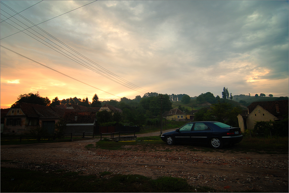 Good morning Transilvania