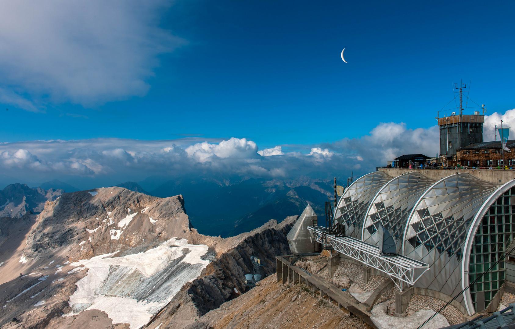 Good Morning - Zugspitze