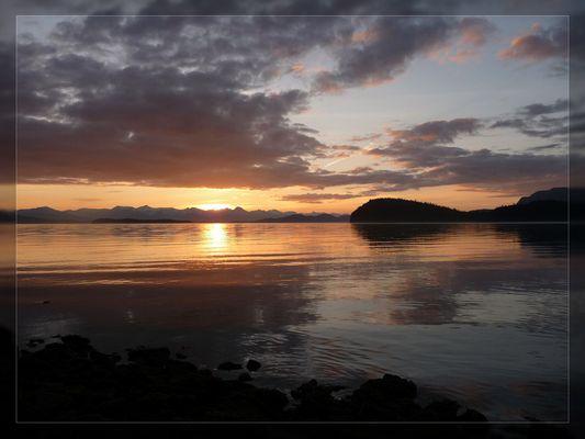 Good night Alaska.