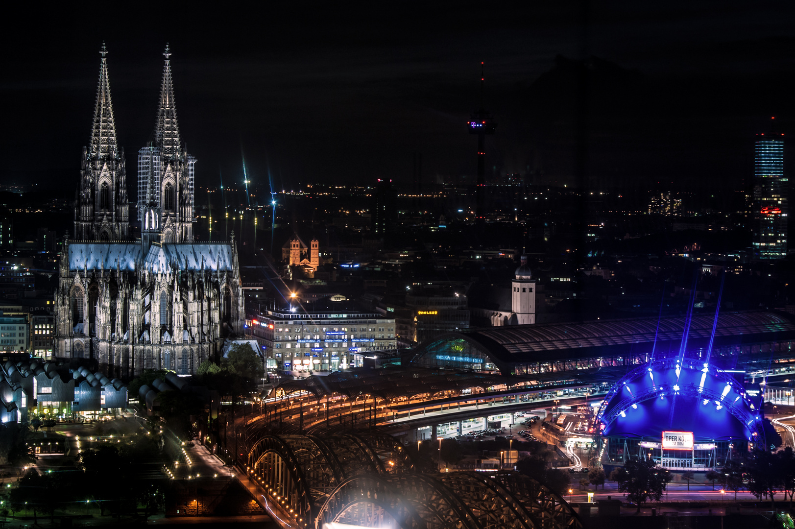Good Night Cologne