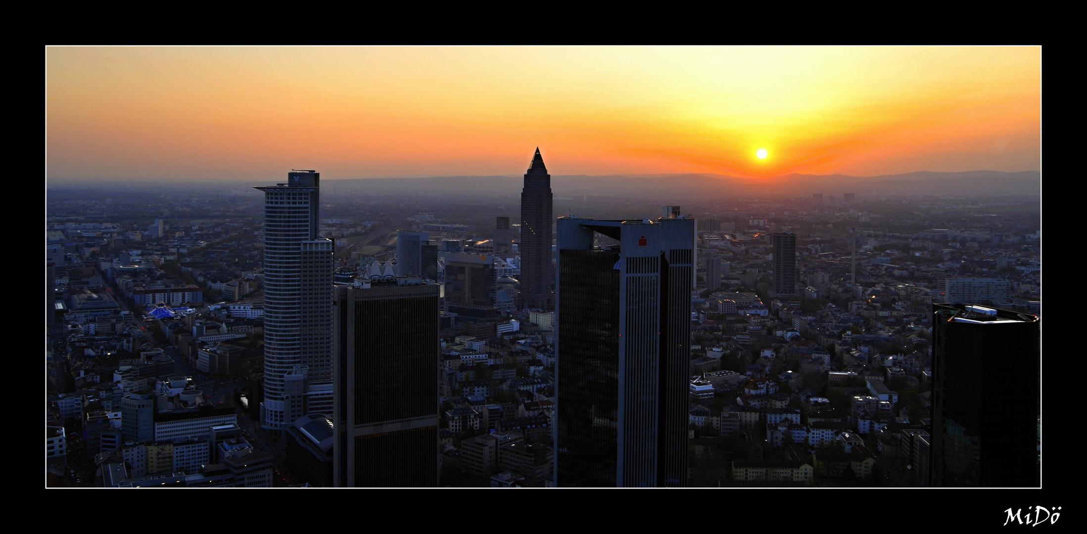 Good Night Frankfurt