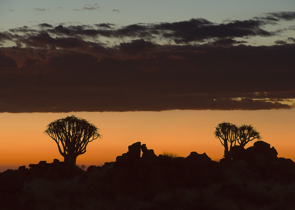 Good Night Namibia