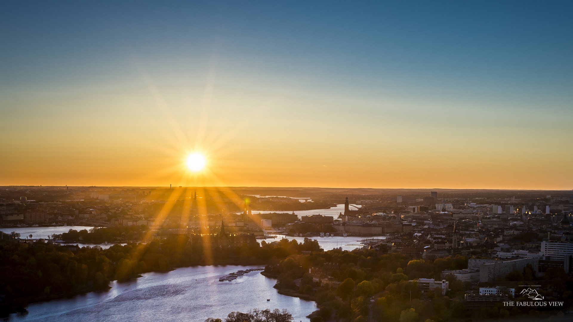 Good Night Stockholm