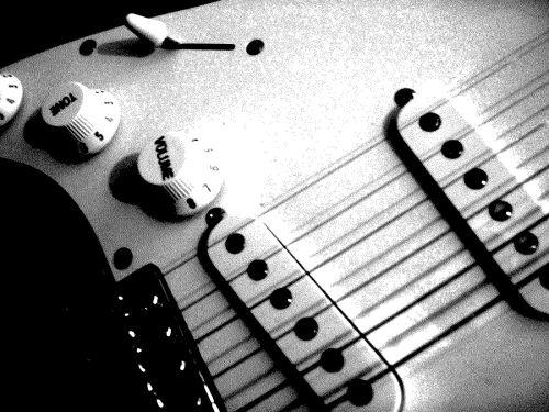 Good Ol' Stratocaster