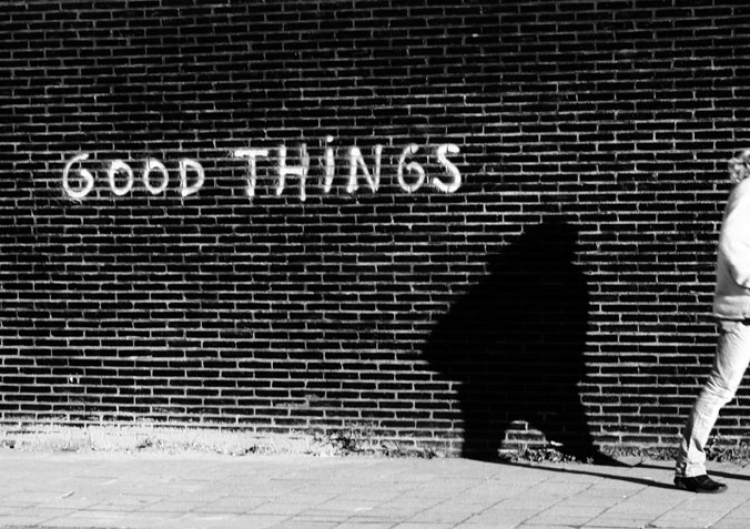 good things go out