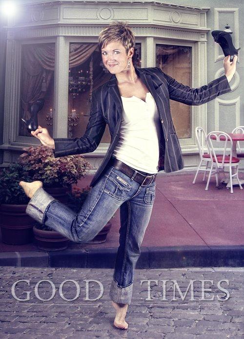 Good Times | Modell: Marina
