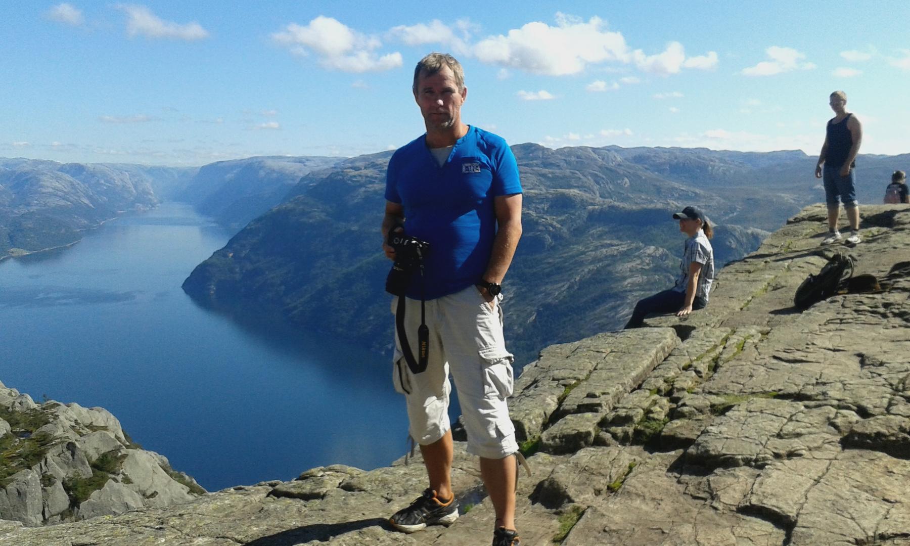Good view Norway 2014 Amazing