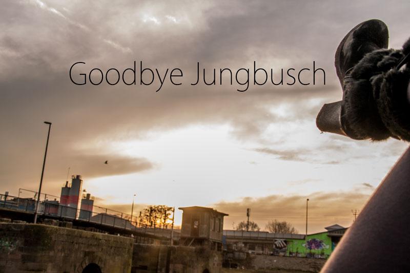 Goodbye Jungbusch