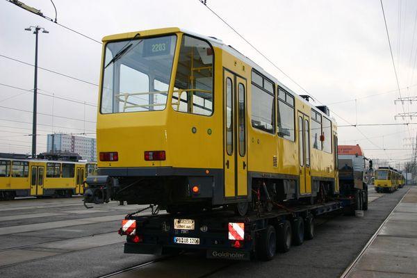Goodbye kleiner Tatra