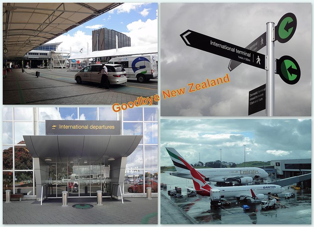 ..Goodbye NZ..