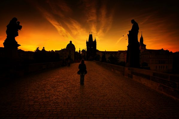 Goodbye Prague ...