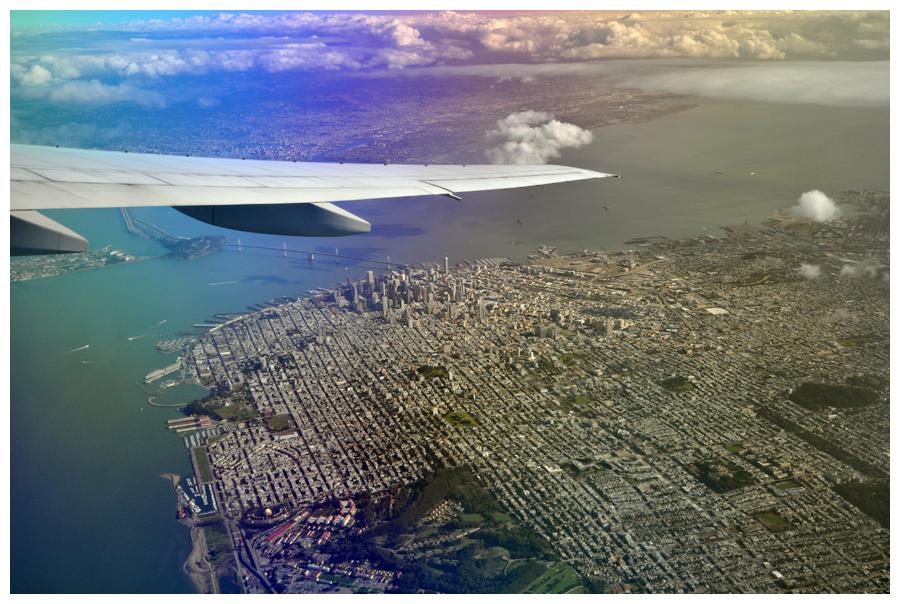 Goodbye San Francisco, See you soon!