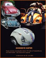 Goodbye VW Käfer