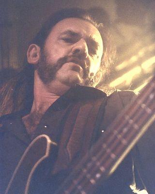 Goodnight Lemmy, Lemmy goodnight ...