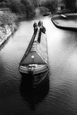 Goods Narrowboat