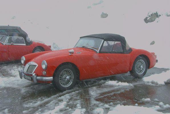 Goodtimer im Schnee