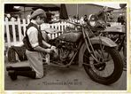 Goodwood - Indian Scout Motorcycle