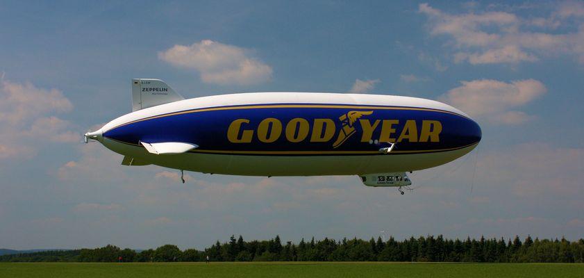 GoodYear Zeppelin
