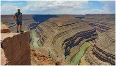 Goosenecks State Park- Utah- USA